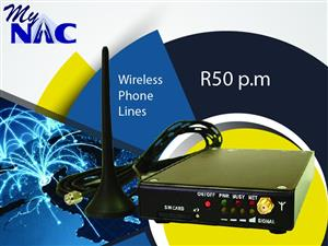 Lte wireless lines for your business