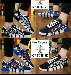 FUNKY AND FASHIONABLE SNEAKERS