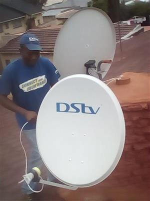 DSTV Installations 0833726342 Signal Correction Upgrades Relocations and Extra Points.
