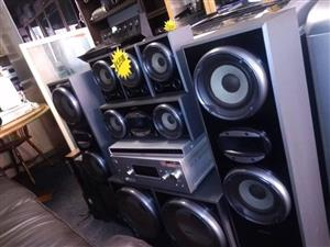 Sony system, complete set