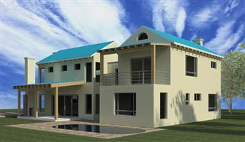 Morden House Plans
