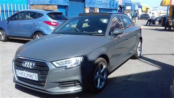 2018 Audi A3 sedan 2.0TFSI
