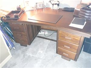 Desk study or office