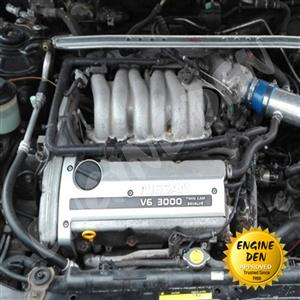 NISSAN 3.0L MAXIMA TURBOVQ30T USED ENGINE