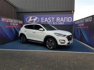 2019 Hyundai Tucson 2.0 CRDi 4x4