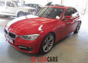 2012 BMW 3 Series 328i M Sport sports auto