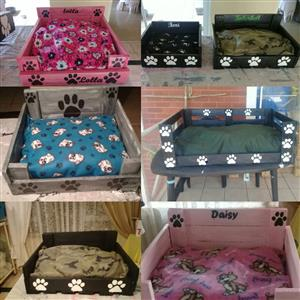 Dog beds for sale custom made