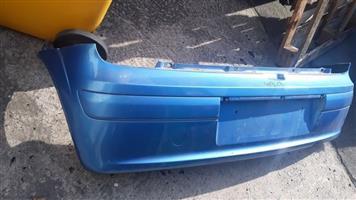 Tata indica LS 1.4 2006-2009 rear bumper