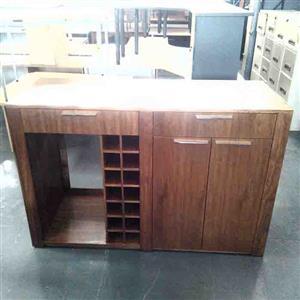 Server cabinet/bar cabinet
