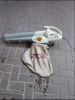 Ryobi Garden Vacuum/ Blower for sale