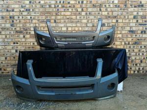 Isuzu Dtec Shape Front Bumper
