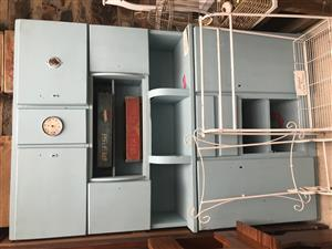 Old time KITCHEN dresser is amazing! Must see visit us!