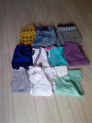 clothes bulk