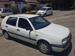 1997 VW Golf 1.6 Comfortline