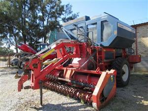 Industrias Reunidas Colombo LTDA DMA - V, 12775, Tow Behind Peanut Combine Harvester