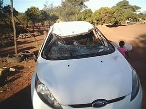 Accident damaged 2012 Ford Fiesta for sale