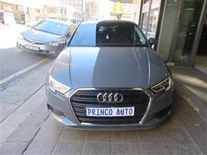 2017 Audi A3 2.0 Attraction
