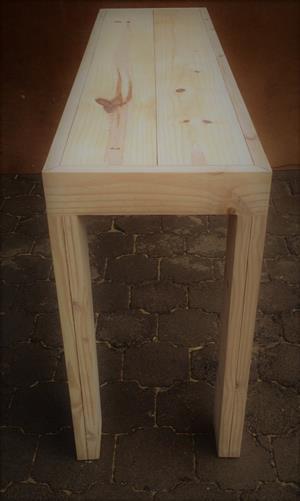 Bar table Chunky Farmhouse series 1800 Raw