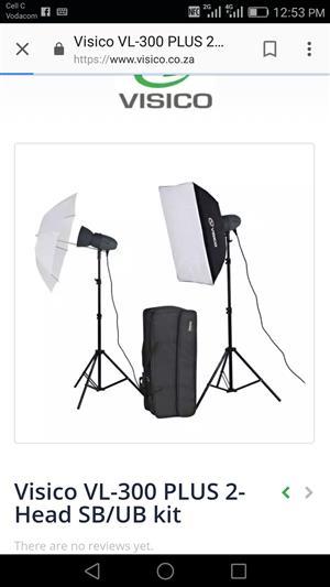 Visico vt-300 Studio Lights