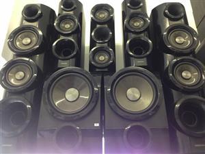 Suround sound 7 speakers