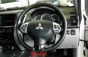 2009 Mitsubishi Pajero Sport 3.2DI D GLS auto