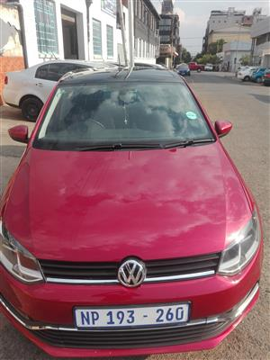 2015 VW Polo Cross  1.2TSI