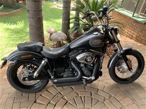 2017 Harley Davidson Dyna