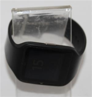 Sony smart watch 3 no charger S032776A #Rosettenvillepawnshop