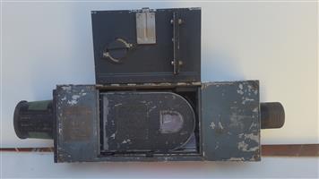 Spitfire Gun Camera 1939.