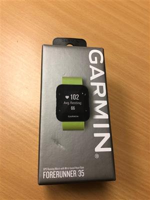 Garmin Forerunner 35 Brand new