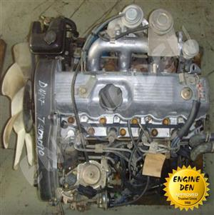 HYUNDAI H100 2.5 TURBO (USED)	D4BH ENGINE