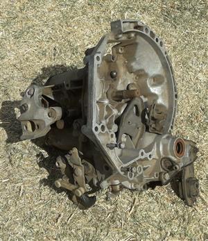 Peugeot gearbox
