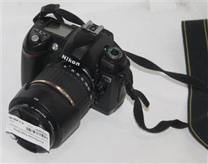 S034069H Nikon D70 camera with charger #Rosettenvillepawnshop