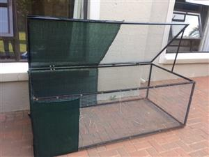 Rabbit hutch/cage for sale