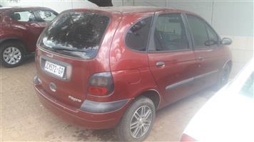 1999 Renault Scenic 1.6 Expression