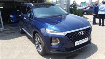 2019 Hyundai Santa FE Santa Fe 2.2CRDi