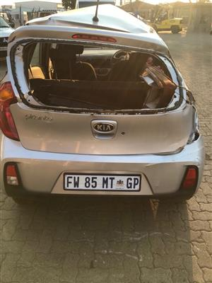Body for 2017 Kia Picanto with papers
