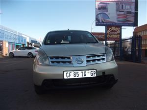 2008 Nissan Grand Livina 1.6 Acenta+