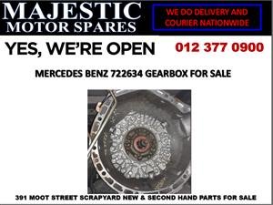 Mercedes benz used 643 gearbox for sale