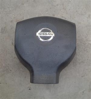 Nissan Tida 1.8 Steering Airbag