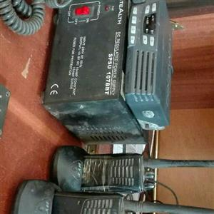 Kenwood TK 7102 base radio
