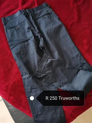 Truworths suit pants for sale