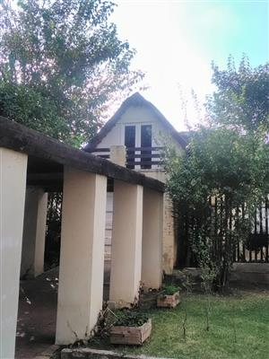 Free Standing Double Storey Garden Cottage