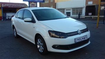 2014 VW Polo sedan 1.4 Comfortline