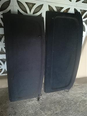 Golf 7 original rear board and polo tsi