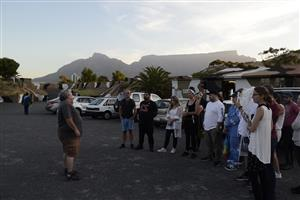 Ghost Tour Cape Town