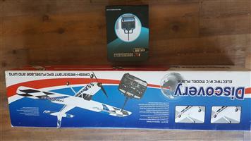 Discovery CH5 Mode 2 remote control plane