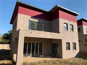 On Auction: Lynnwood Estate - 80% Complete Private 3 Bed Townhouse
