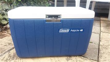 Coleman Polylite 48 Cooler Box 37 litre