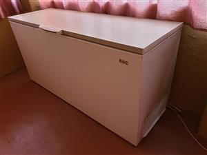 KIC Chest Freezer 520 liter